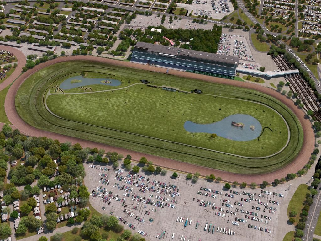 belmont park virtual venue™ powered by iomedia Belmont Park Racing